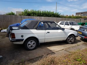 1985 ford escort mk3 For Sale
