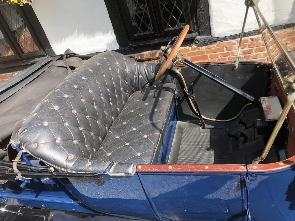 Very Rare 1913 Ford Model T Roadster. Beautiful car SOLD (picture 4 of 4)