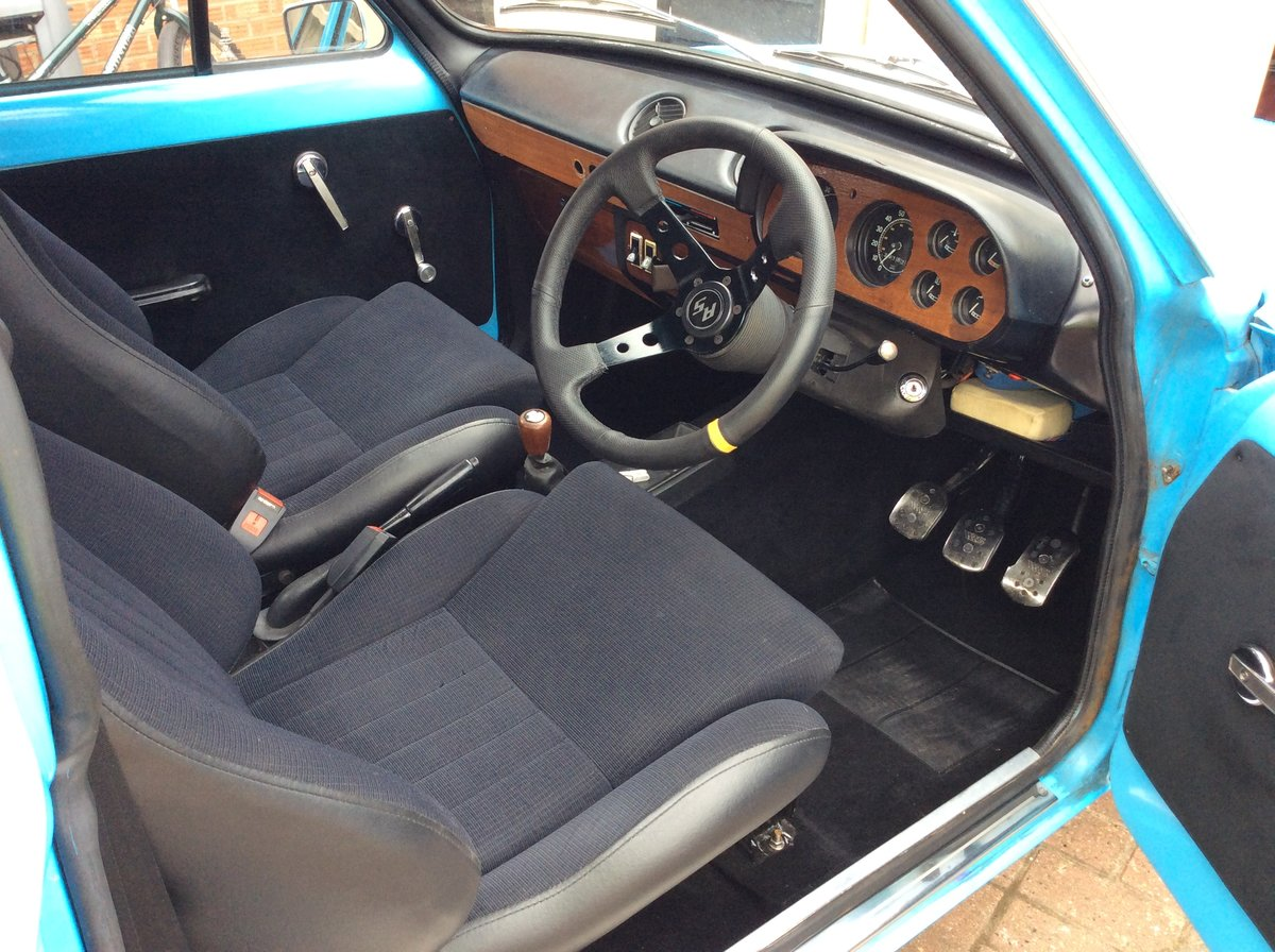 1973 Ford escor Mk1 t (2.0 ltr pinto) For Sale (picture 4 of 6)