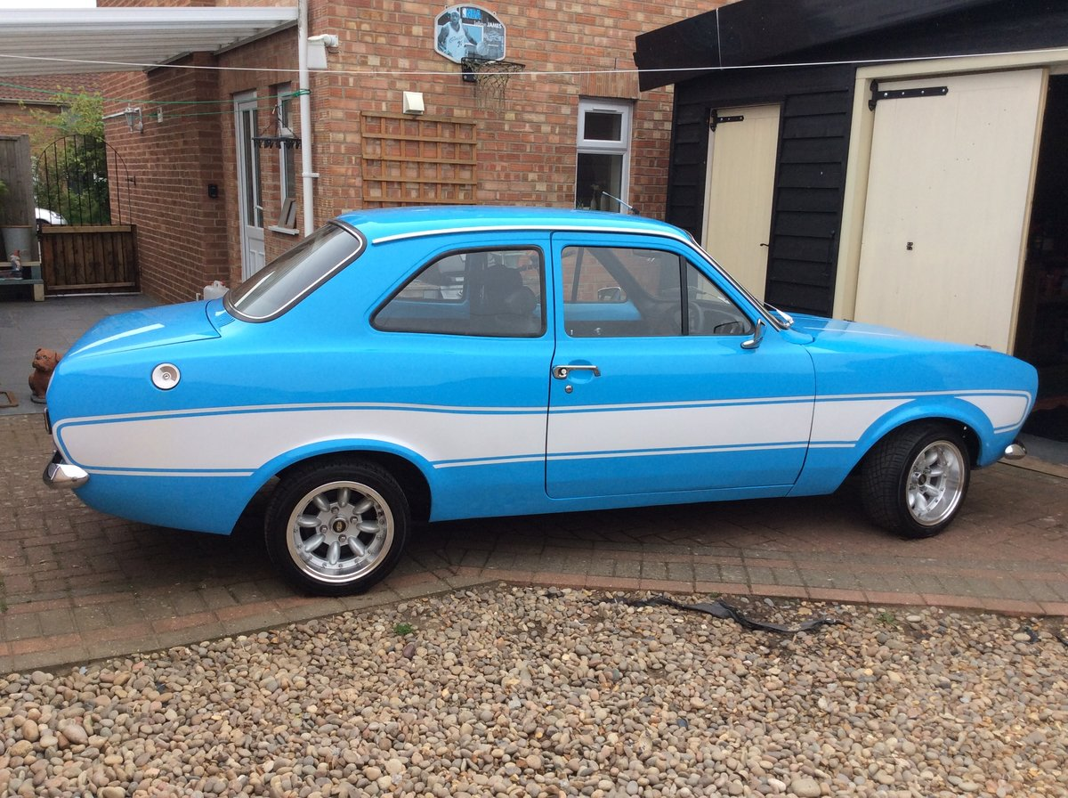1973 Ford escor Mk1 t (2.0 ltr pinto) For Sale (picture 6 of 6)