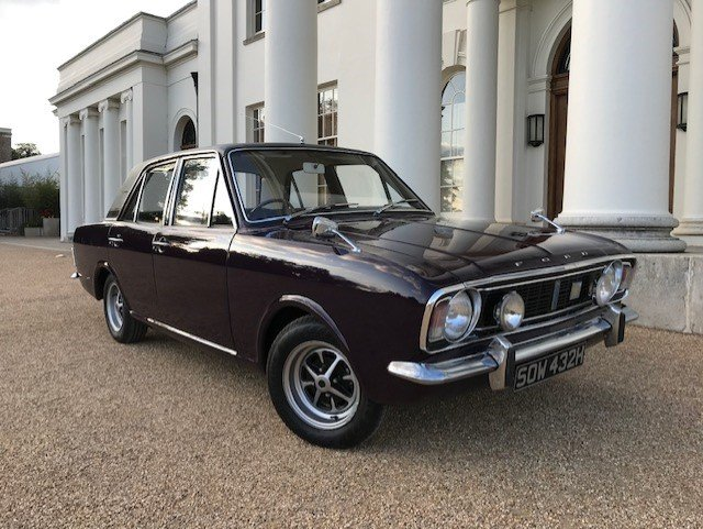 1969 Ford Cortina 1600E SOLD (picture 1 of 6)