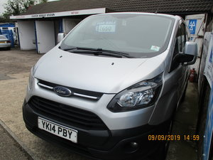 2014 SMART TRANSIT CRUW BUS 6 SEAT IN SLIVER RECENT MOT NICE ONE