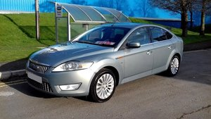 2008 FORD MONDEO 2.0 TDCI TITANIUM X 140BHP 6 SPEED LONG MOT For Sale