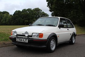 Ford Fiesta XR2 1986 - To be auctioned 25-10-19
