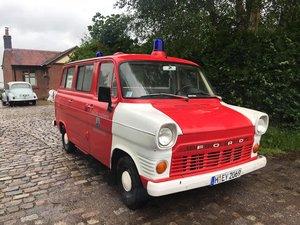 1966 Ford Transit SWB Mk1 1.7 V4 LHD