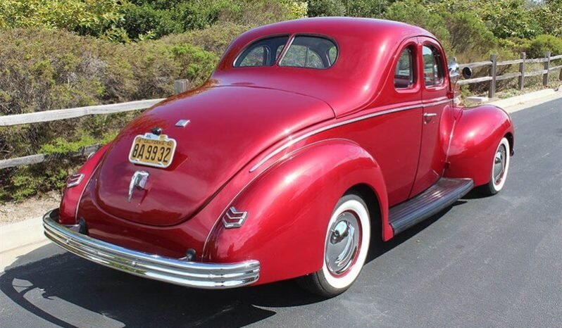 1940 Ford 2 Door Coupe High-End Build 350(~)350 AC $32k For Sale (picture 2 of 6)
