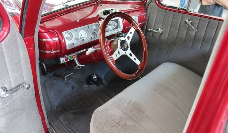 1940 Ford 2 Door Coupe High-End Build 350(~)350 AC $32k For Sale (picture 3 of 6)