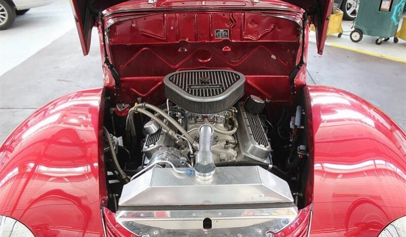 1940 Ford 2 Door Coupe High-End Build 350(~)350 AC $32k For Sale (picture 5 of 6)