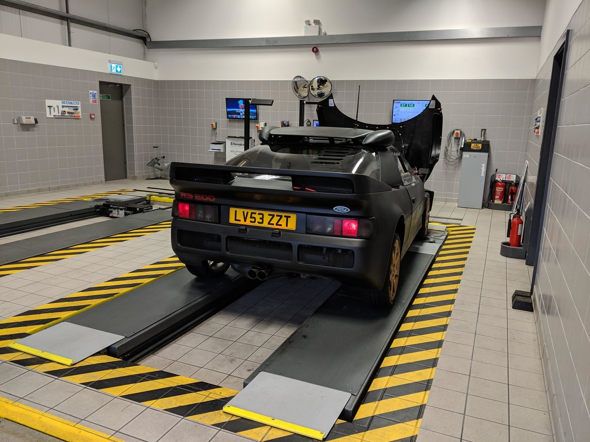 2003 Ford RS200 - MR2 mk3 based kit car For Sale (picture 3 of 5)