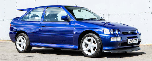 1993 FORD ESCORT RS COSWORTH For Sale by Auction