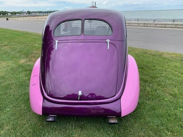 1937 Ford Slantback Sedan (Dunkirk, NY) $34,995 obo For Sale (picture 3 of 6)