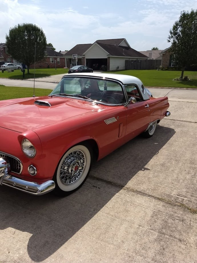 1956 Ford Thunderbird (Covington, LA) $42,900 obo For Sale (picture 1 of 6)