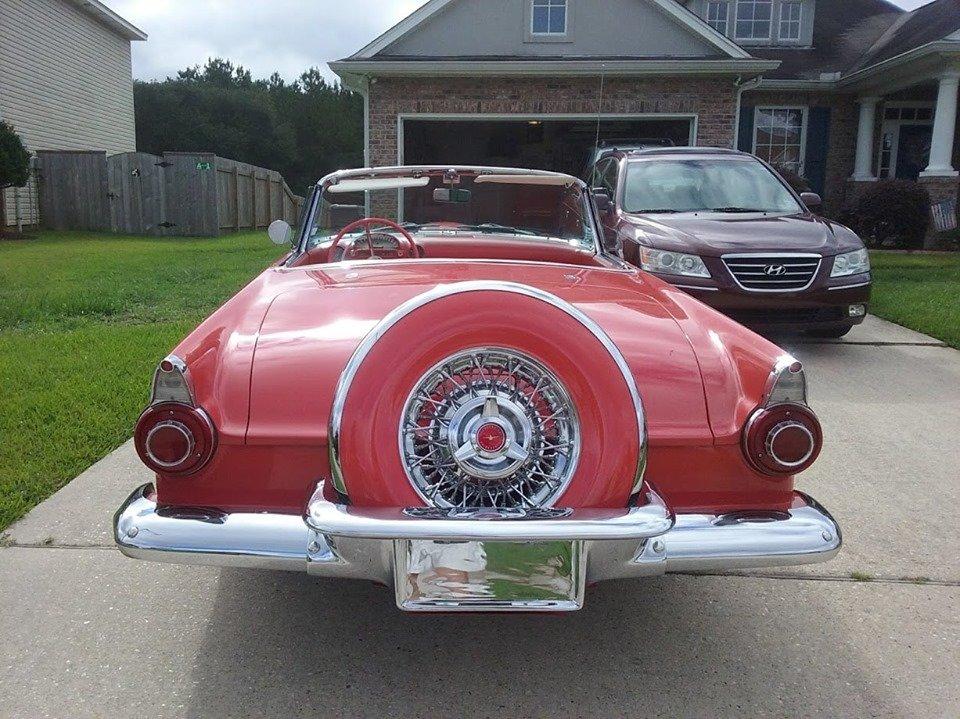 1956 Ford Thunderbird (Covington, LA) $42,900 obo For Sale (picture 4 of 6)