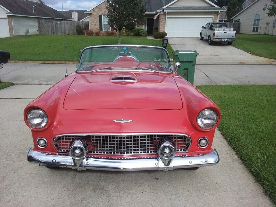 1956 Ford Thunderbird (Covington, LA) $42,900 obo For Sale (picture 5 of 6)