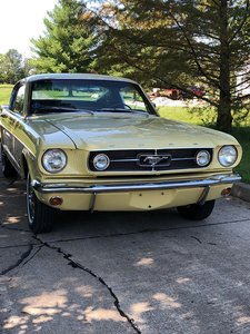 1965 Ford Mustang GT Fastback (Wentzville, MO) $52,500 obo