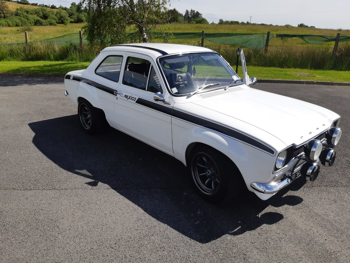 1974 Ford Escort Mk1 For Sale (picture 1 of 6)