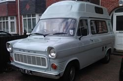 1972 Transit Mk1 - Barons Friday 20th September 2019 SOLD by Auction
