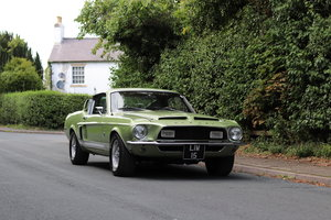 Picture of 1968 Shelby Mustang GT500 - Exceptional condition  SOLD