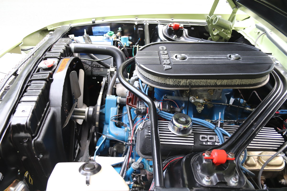 1968 Shelby Mustang GT500 - Exceptional condition  For Sale (picture 16 of 17)