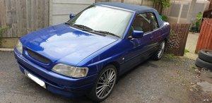 1994 Ford Escort Cabriolet Silhouette For Sale