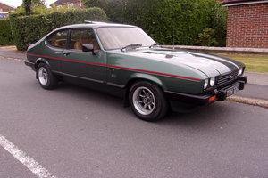 1982 ford capri 3,0 ghia auto