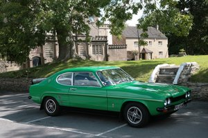 1973 1974 Ford Capri Mk1 RS3100 For Sale by Auction
