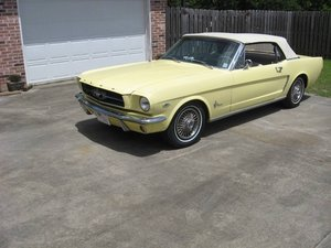 1964 1/2 Ford Mustang Convertible (Ocean Springs, MS) For Sale