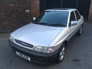1993 Ford Orion 1.6 LX Equipe 16v - 2 owbers from new