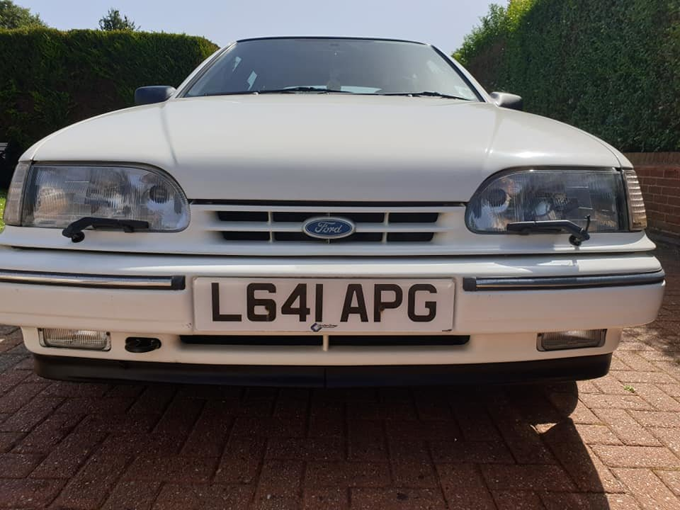 1993 Ford Granada Cosworth 35k From New For Sale (picture 1 of 6)