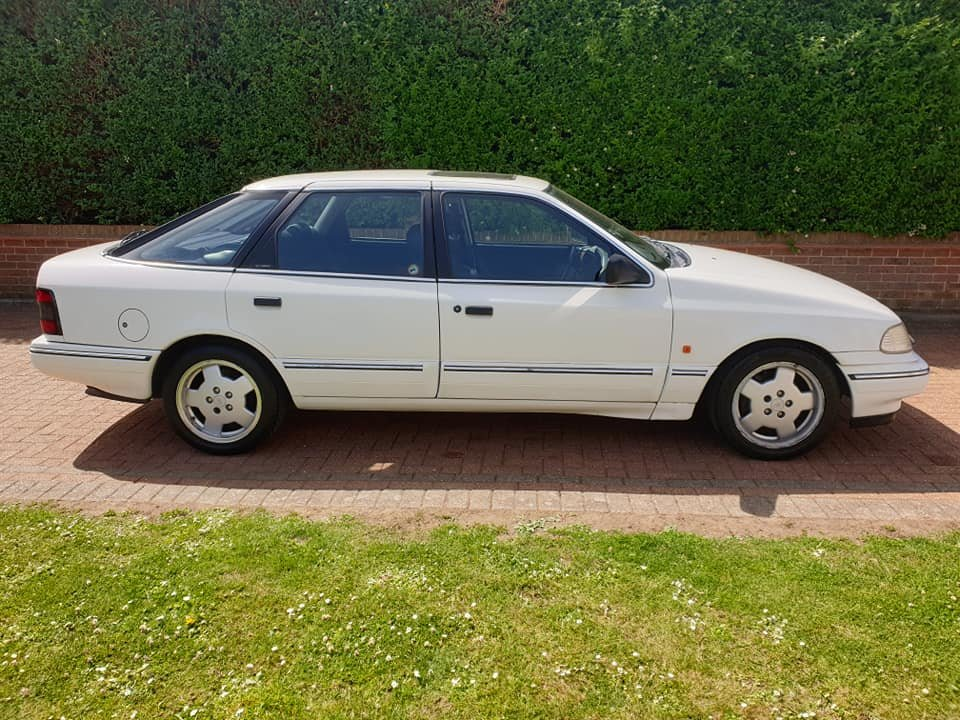 1993 Ford Granada Cosworth 35k From New For Sale (picture 2 of 6)