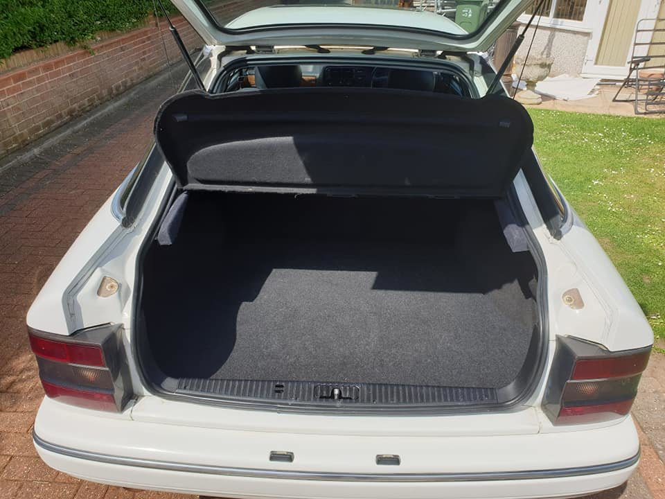 1993 Ford Granada Cosworth 35k From New For Sale (picture 5 of 6)