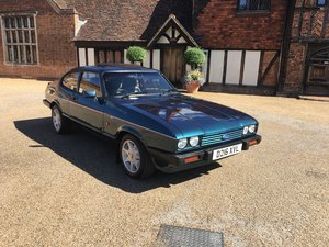 Ford capri 280 brooklands/ TURBO TECHNICS 1987