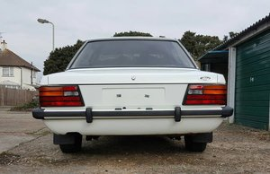 1982 Ford Cortina Mk5 2.0ltr Ghia 38k For Sale