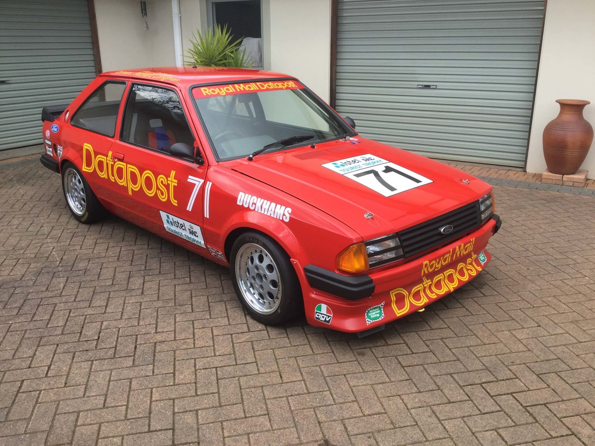 1983 Ford Escort Datapost RS1600i For Sale (picture 1 of 6)