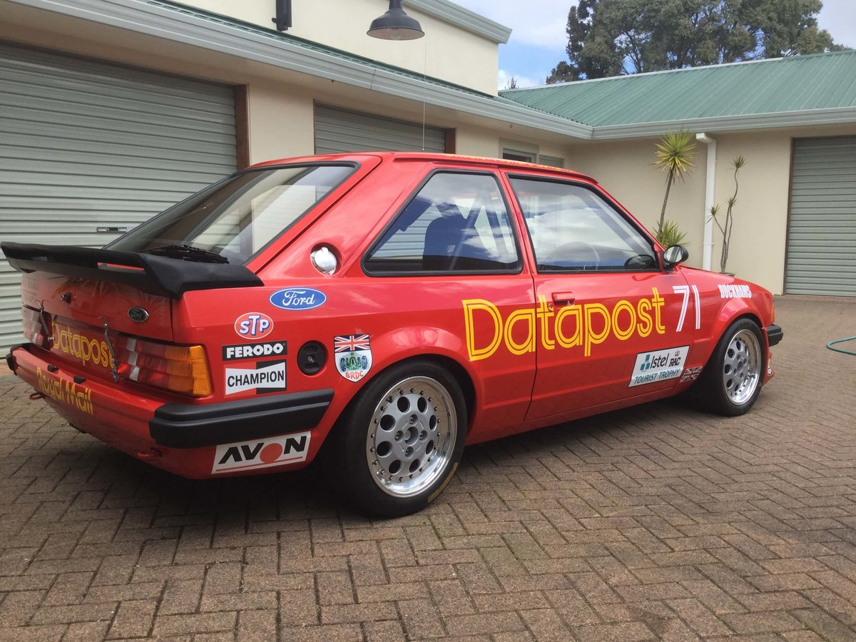 1983 Ford Escort Datapost RS1600i - offers!   For Sale (picture 2 of 6)