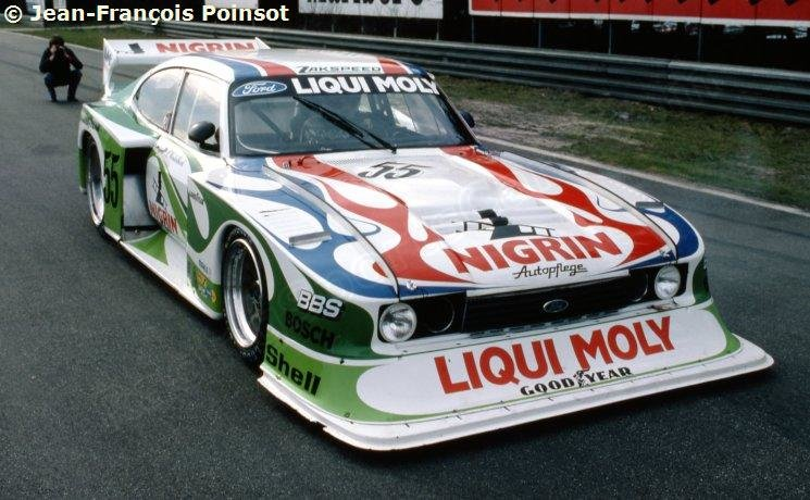 1981 Ford Capri Zakspeed Turbo For Sale (picture 2 of 5)