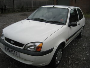 2002 Ford Fiesta Fun 1.3 3 door For Sale