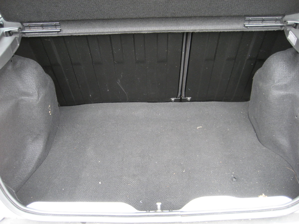 2002 Ford Fiesta Fun 1.3 3 door For Sale (picture 6 of 6)