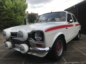 1973 Ford escort mexico beautiful classic For Sale