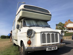 Ford Mk1 Transit motorhome 1977 rare bullnose For Sale