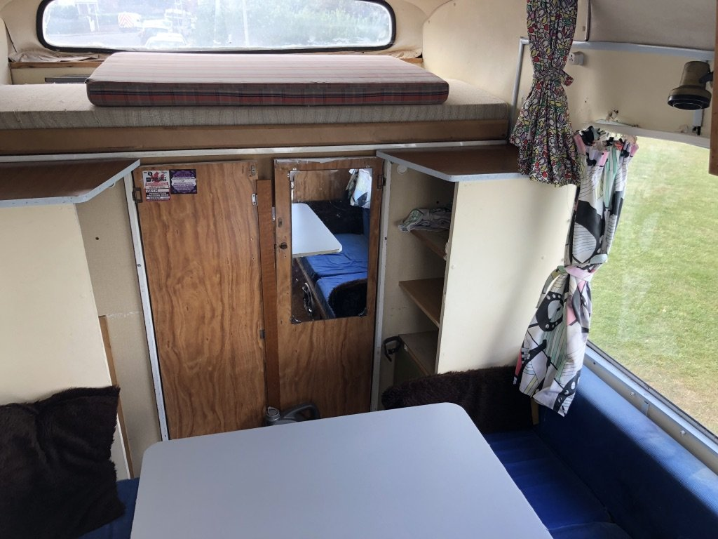 Ford Mk1 Transit motorhome 1977 rare bullnose For Sale (picture 5 of 6)