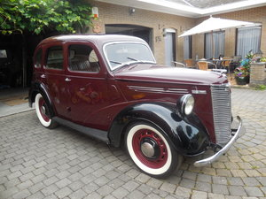 1946 Ford Prefect LHD