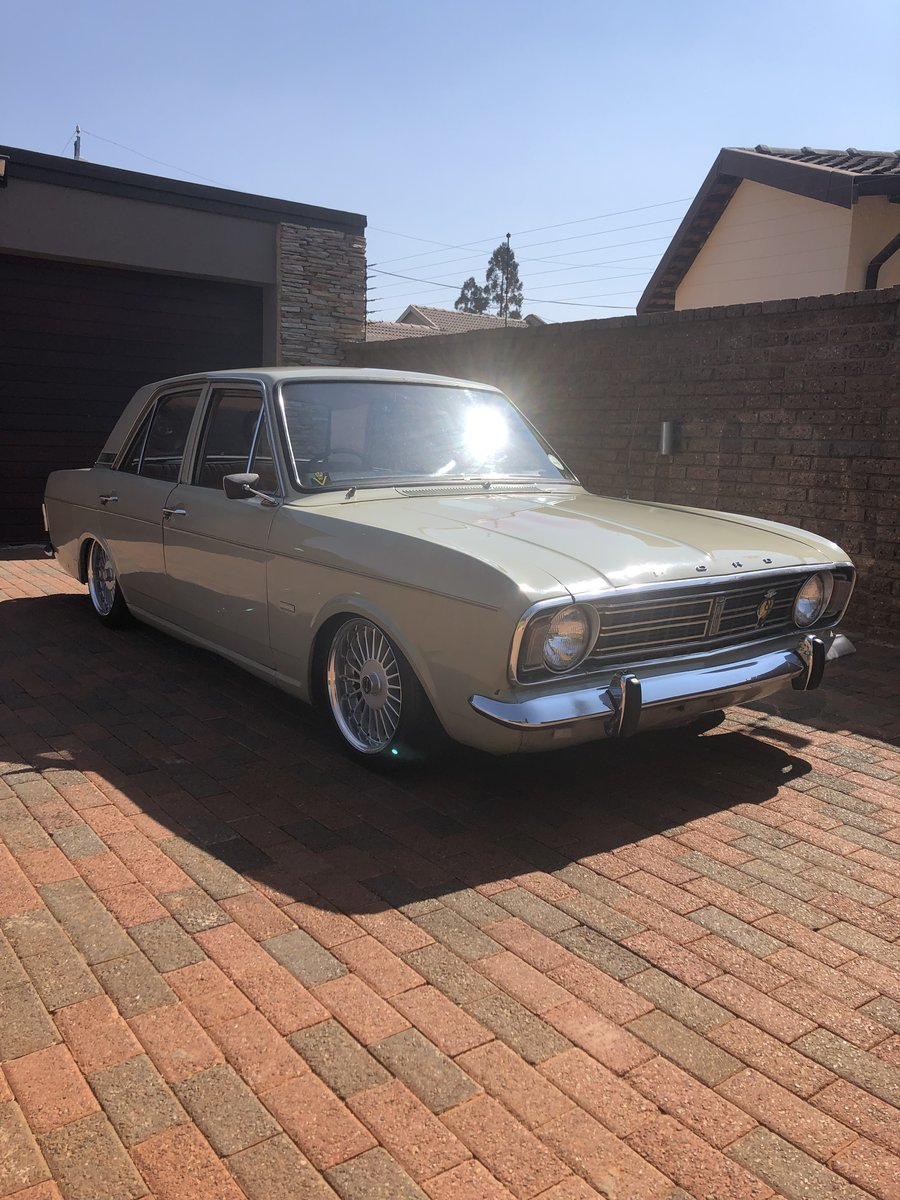 1970 Ford Cortina MK 2 1600 DELUXE For Sale (picture 1 of 6)