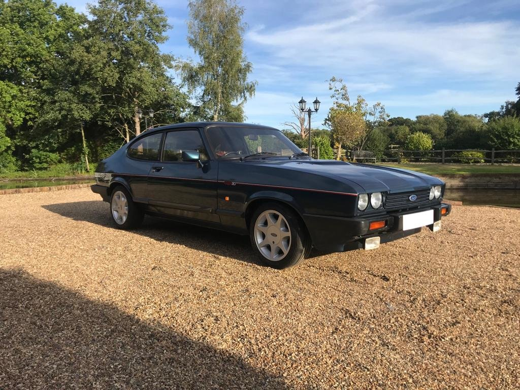 1987 *NOW SOLD* Ford Capri 280 Brooklands  For Sale (picture 1 of 5)