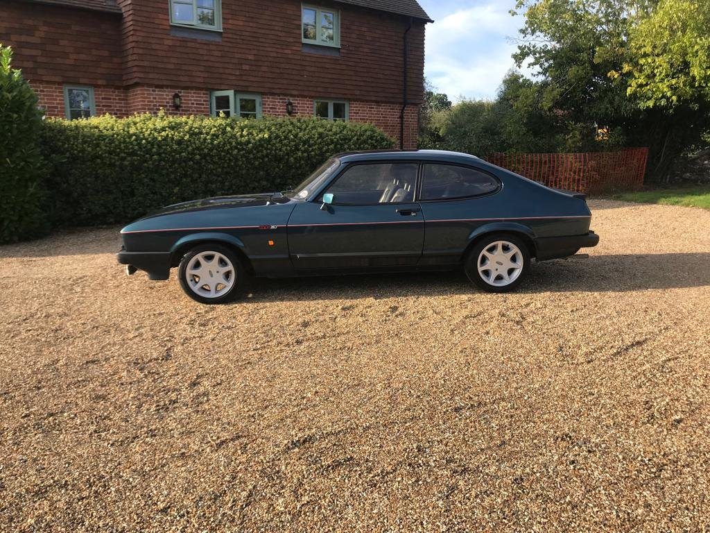 Ford Capri 280 Brooklands  For Sale (picture 2 of 5)