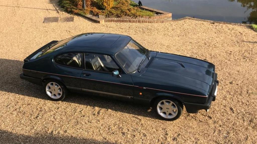 Ford Capri 280 Brooklands  For Sale (picture 5 of 5)