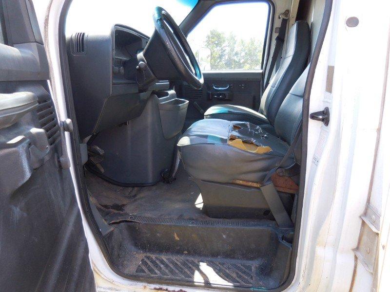 1992 Ford Econoline E350 BOX Van Gas Work Van Shelves $4.5k For Sale (picture 2 of 6)