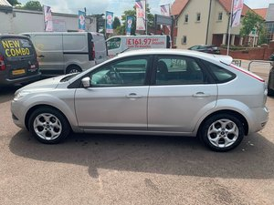 2011 Ford Focus F s history sat nav 1.6 sport For Sale