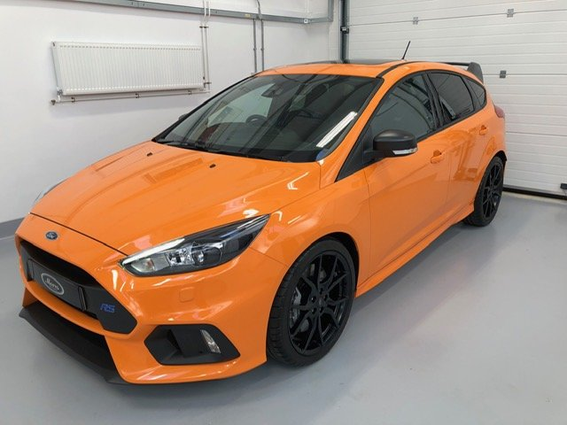 2018 Ford Focus RS Heritage Edition 1of50, this being the 4th one SOLD (picture 1 of 6)