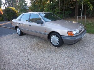 1988 Ford Granada 2.0 Ghia X Auto For Sale